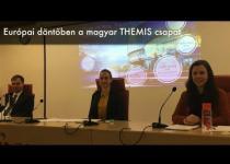 Embedded thumbnail for Európai döntőben a magyar THEMIS csapat