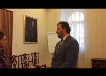 Embedded thumbnail for Dr. Tatár-Kis Péter a Balassagyarmati Törvényszék megbízott elnöke