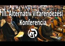Embedded thumbnail for III. Alternatív Vitarendezési Konferencia az Országos Bírósági Hivatal részvételével