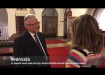 Embedded thumbnail for Kinevezés - dr. Hegedűs István újabb hat évig a Szegedi Ítélőtábla Büntető Kollégiumának vezetője