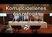 Embedded thumbnail for Korrupcióellenes összefogás