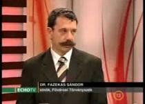 Embedded thumbnail for dr. Németh Zoltán és dr. Fazekas Sándor a közigazgatási- és munkaügyi bíróságok megalakulásáról
