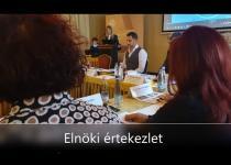 Embedded thumbnail for Elnöki értekezlet