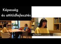 Embedded thumbnail for Képesség és attitűdfejlesztés - VIDEÓ